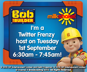 All New Bob the Builder Twitter Frenzy on 1st September