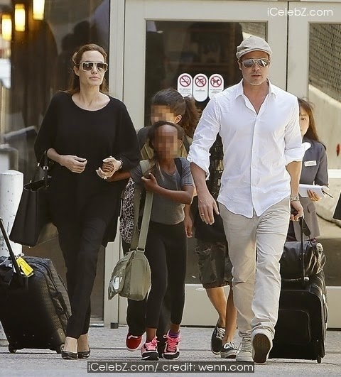 Angelina Jolie may postponed wedding because she can't find any bridesmaid?