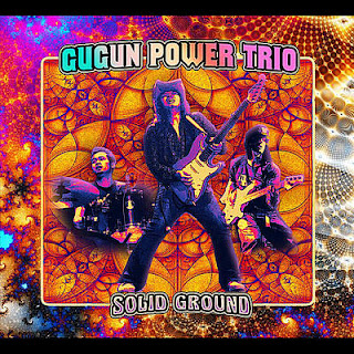 Gugun Power Trio - Solid Ground