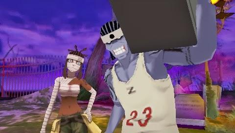 PSP] Soul Eater Battle Resonance [JPN]