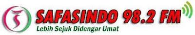 Safasindo 98.2 FM Payakumbuh - Radio Online