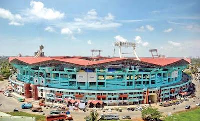 Kaloor Stadium in Kochi