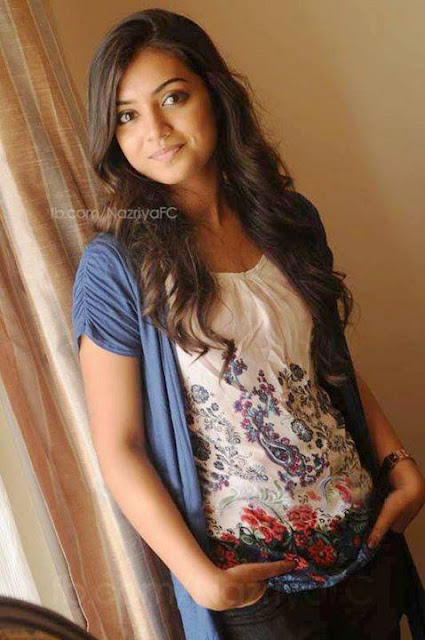 indian stunning actress nazriya nazim stunning sexy n hot pics