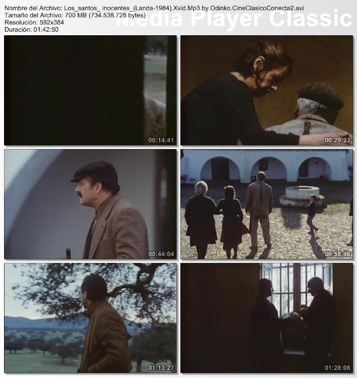 Los santos inocentes | 1984 | Con Alfredo Landa