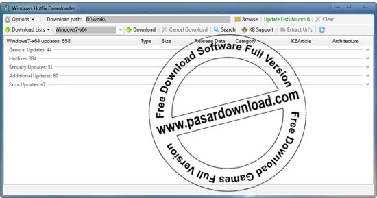 Download Gratis Windows Hotfix Downloader 2014 v5.4