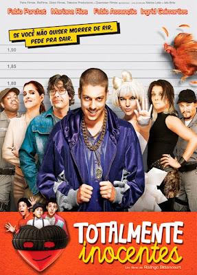 Totalmente Inocentes - DVDRip Nacional