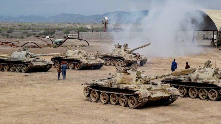 Berita Terkini Arab Saudi Serang Yaman