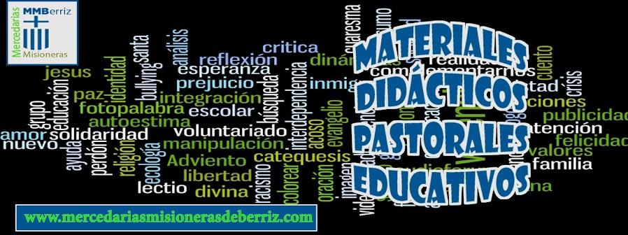 Materiales didactico-pastorales