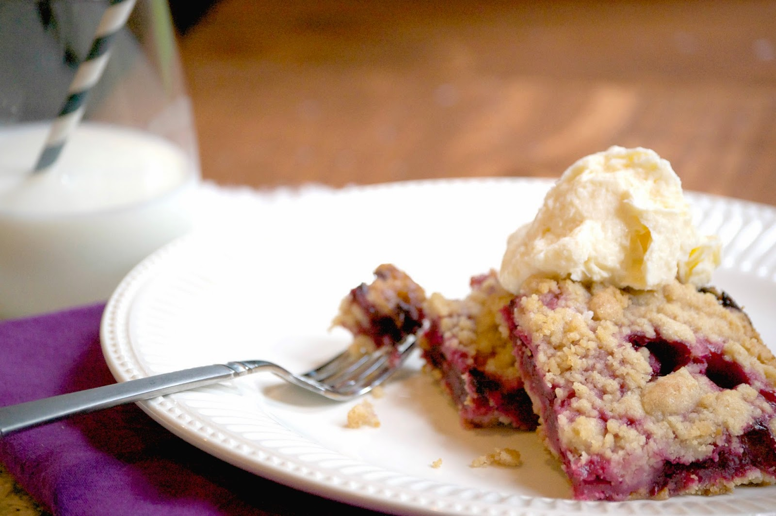 blackberry pie bar recipe