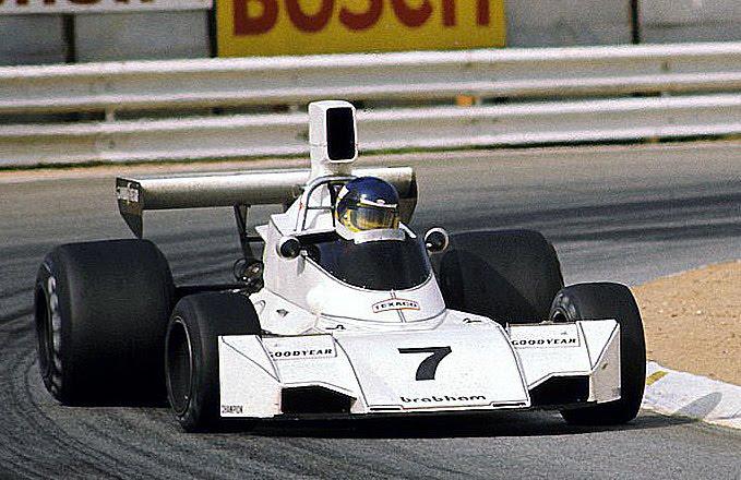 30 de marzo, 1974 / CARLOS REUTEMANN GANABA POR PRIMERA VEZ EN F1