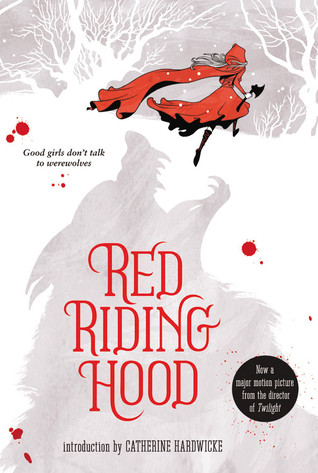 Red Riding Hood book cover