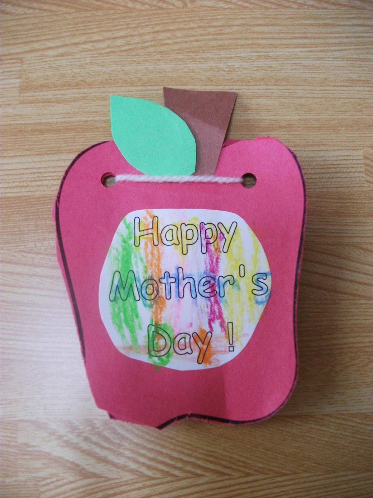 Mother Day Crafts For Preschoolers