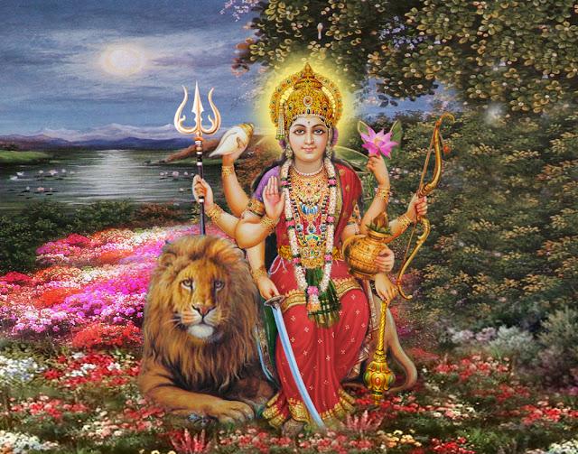Lord Sakthi