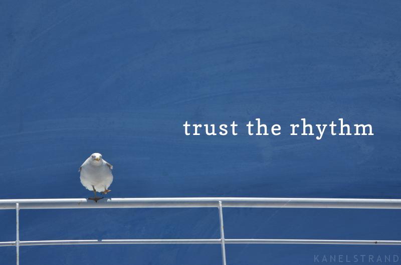 Trust the Rhythm