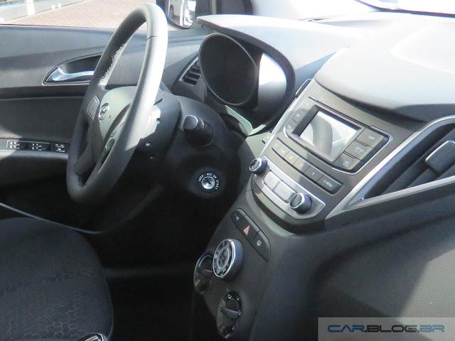 Hyundai HB20 X 2016 Style 1.6 Automático - interior - painel