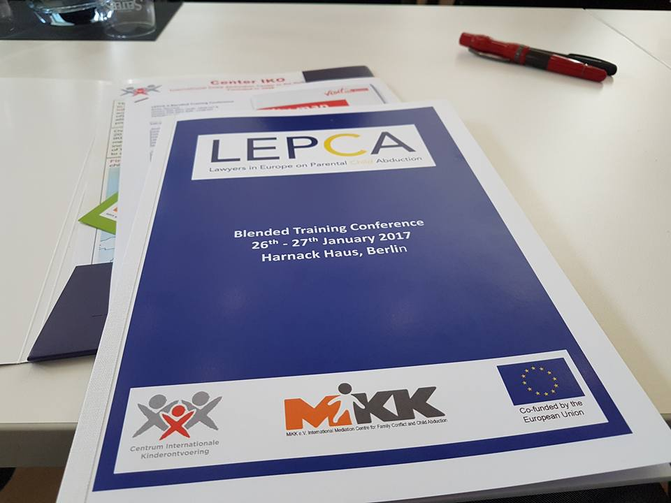 Miembros de LEPCA Lawyers in Europe on Child Abduction
