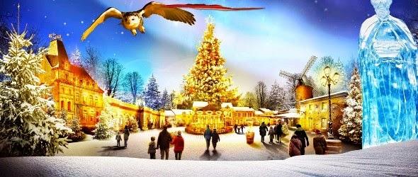 Le Grand Noël du Puy du Fou : Un moment inoubliable et enchanteur !