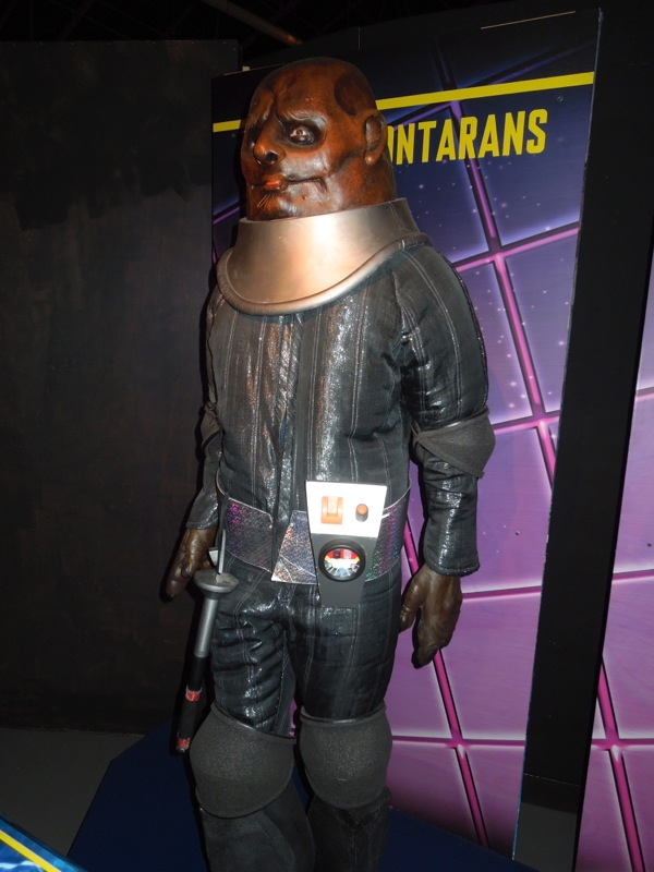 Doctor Who Sontaran Commander Linx