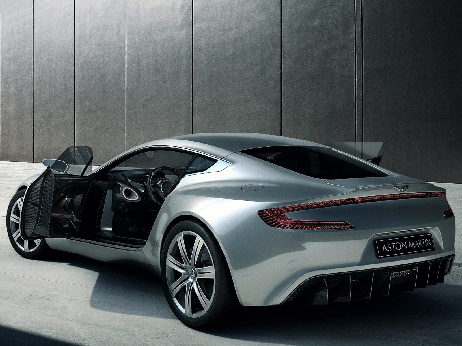Aston Martin One Car Desktop Wallpaper