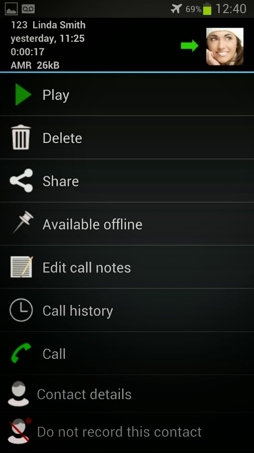 Automatic Call Recorder Pro v3.72