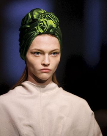 Sasha Bashir: Turban style