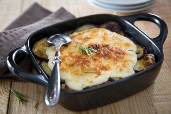 Recette moussaka traditionnelle - Cuisine grecque traditionnelle ...