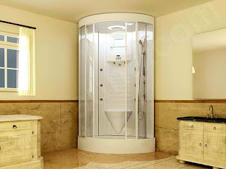 Attractive Bathroom Shower