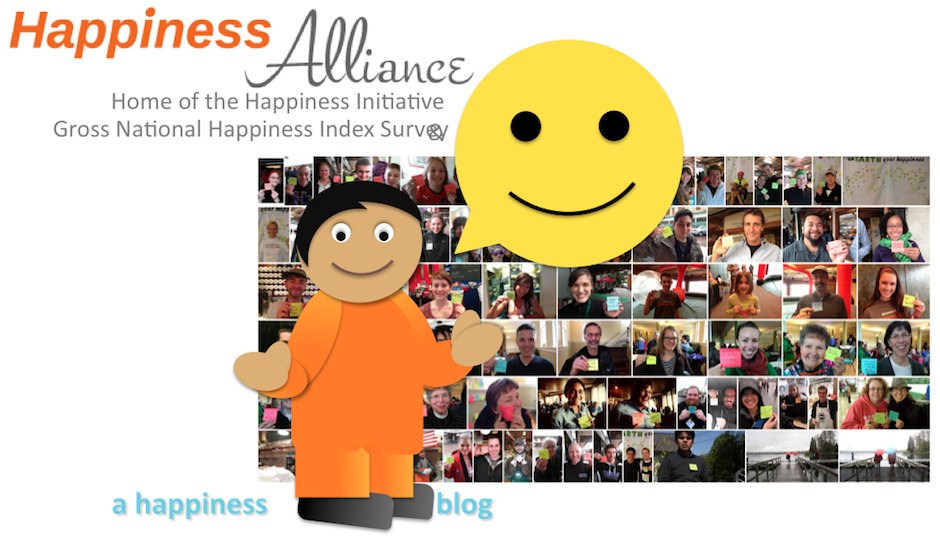 Happiness Alliance home of The Happiness Initiative and Gross National Happiness Index
