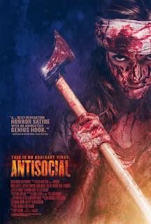 Antisocial dirigida por  Cody Calahan