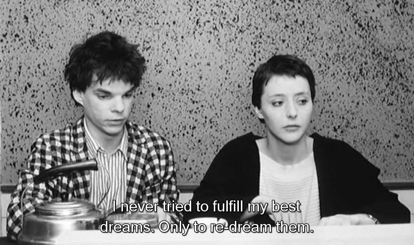 boy meets girl film carax Boy meets girl carax 's first film is playing at film forum from august 1-8 and we give you 5 reasons why you need to go see it.