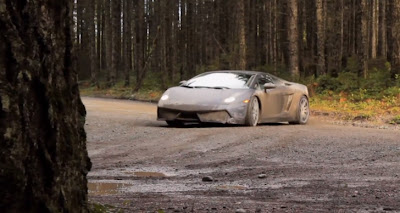 [Video] Lamborghini Gallardo Turned Into Rally Car 
