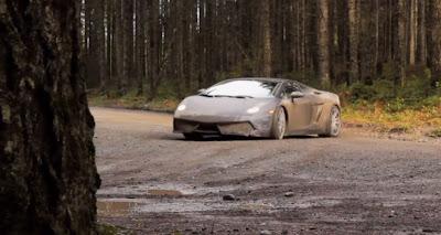 [Video] Lamborghini Gallardo Turned Into Rally Car
