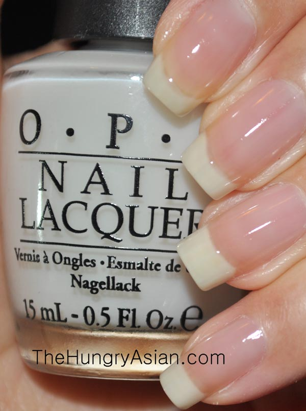 New York City Ballet by OPI Review and Swatches