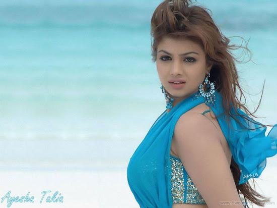 Ayesha Takia Actress Wallpaper