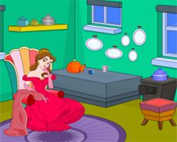 Solucion Princess Cinderella Escape