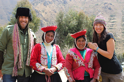 Ollantaytambo – Peru: El Albergue Restaurant