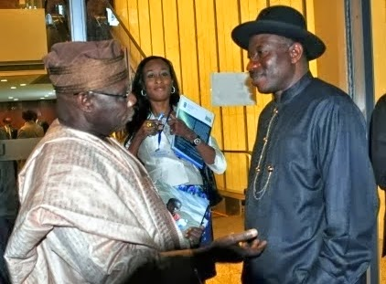 questions obasanjo asked jonathan