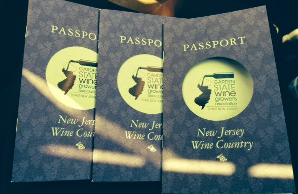 wine passports NJ