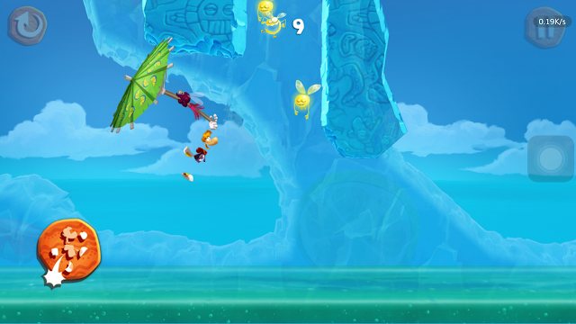 Rayman Fiesta Run is spunky, joyous & addictive game for iOS devices. It comes with more than 75 levels. If you played Rayman Jungle Run, winner of the 2012 best of App Store's, then you will love Rayman Fiesta Run and its new wacky Fiesta world.