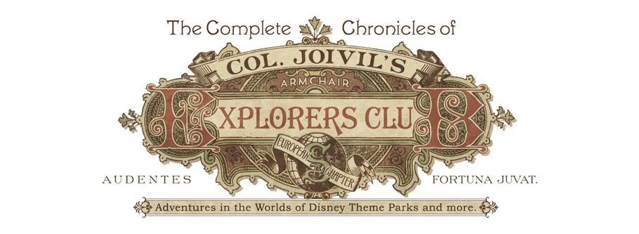 Col. Joivil's Explorers Club