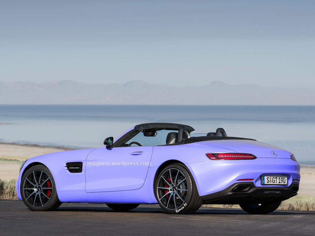 Amg Boss Says Gt Convertible Black Series And One More