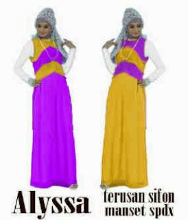 Alyssa Hijabers fit to L