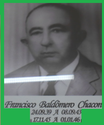 FRANCISCO BALDÔMERO