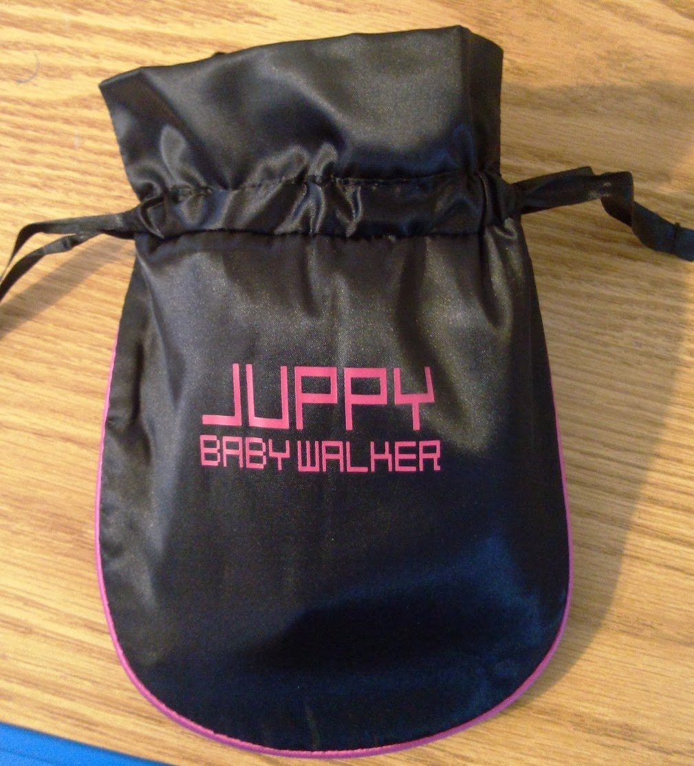 Juppy Baby Walker Momentum Review & Giveaway