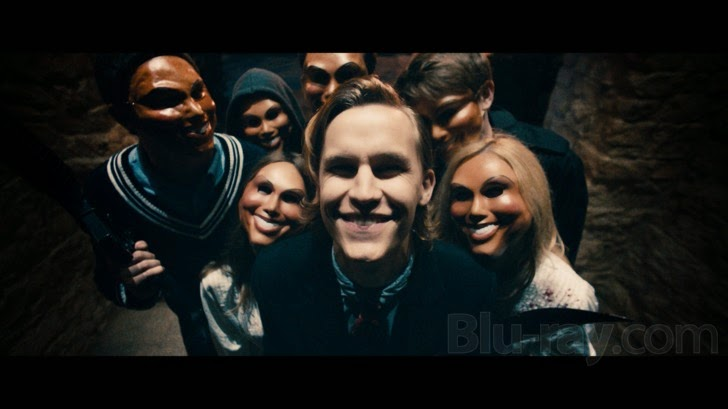 zombies are magic ethan hawke double feature the purge