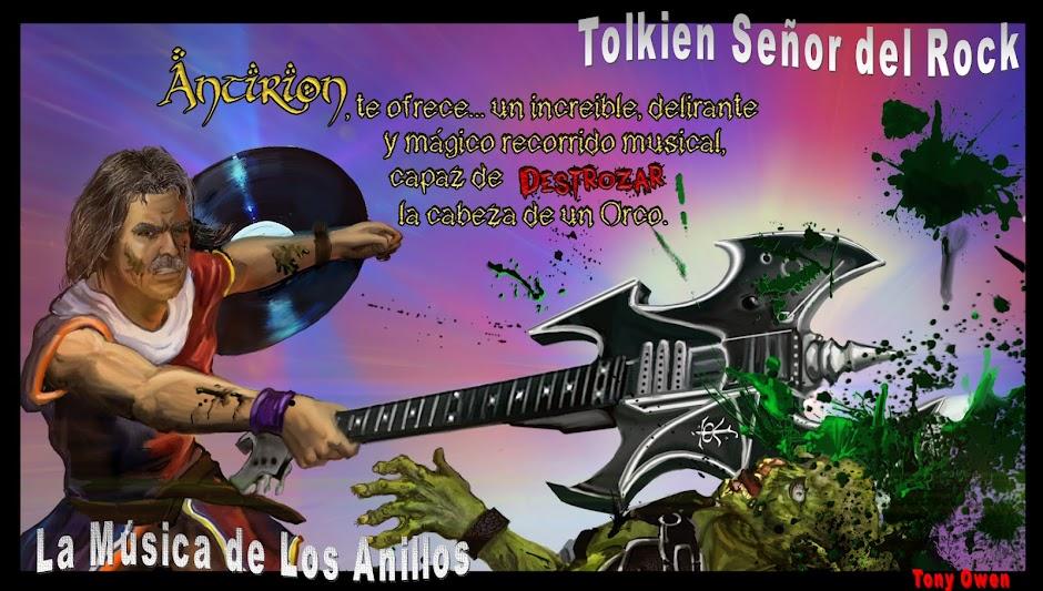 Tolkien y La Música de los Anillos