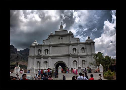 La Iglesia Colonial de Panchimalco