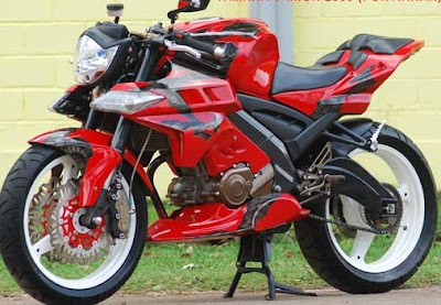 Modifikasi Yamaha V-Ixion Transformers | Kumpulan Modifikasi Motor
