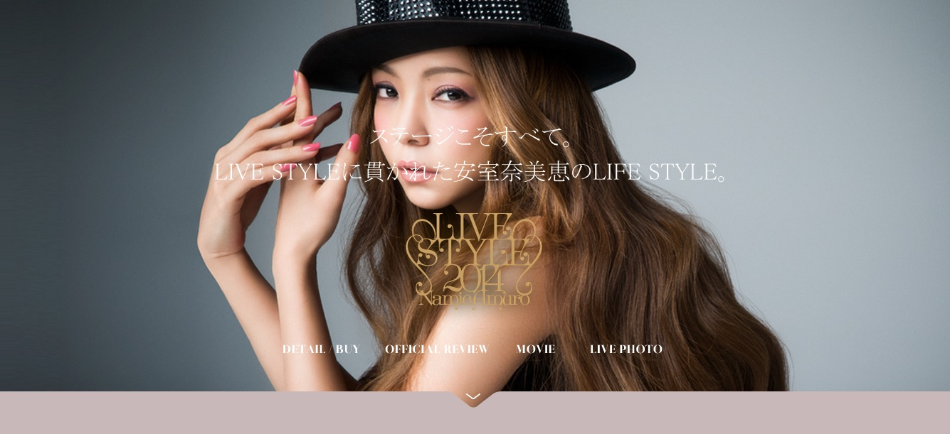 LIVE DVD&Blu-ray「namie amuro ...