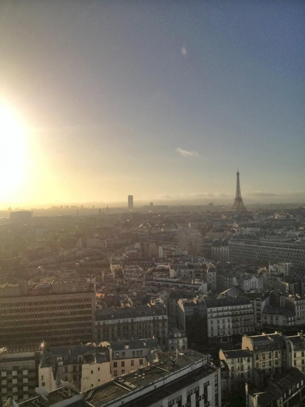 Ma Saint Valentin en deux temps : Soirée au Hyatt Regency Paris Etoile (2/2)